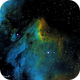 IC 5070 Pelikan Nebula,                                Francois Theriault