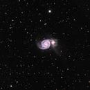 M51 Whirlpool,                                Mark Minor