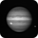 Jupiter with GRS & Callisto in Methane band,                                Chappel Astro