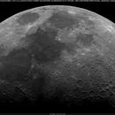 Lunar Disc, 47% Illumination, First Quarter, 03-02-2020,                                Martin (Marty) Wise