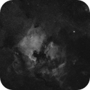 NGC 7000 H-alpha,                                Jenafan