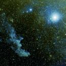 NGC1909 Witchhead Nebula,                                Gilbert Ikezaki