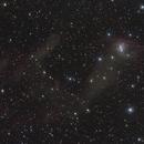 NGC1788 Fledermausnebel,                                juba