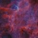 WR134 a Wind-Blown Bubble in Cygnus,                                Alberto Ibañez