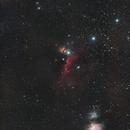 Region around Orion's Belt,                                Arno Rottal