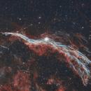 Western veil nebula,                                Antonio Ghelardi