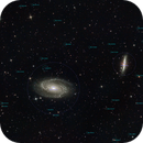 M81 & M82  - second attempt,                                Günther Dick
