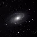 M81,                                Robin Clark - EAA imager