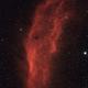 California Nebula,                                Joshua Millard