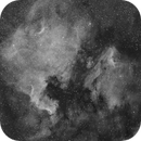 "NGC7000 / IC 5070  "" Test  matériel "",                                Gkar"