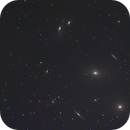 The Eyes In Virgo - NGC 4435, NGC 4438, And M86.,                                Matthew Abey
