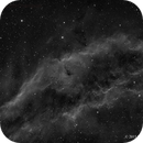 The California Nebula in Ha,                                Scott