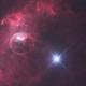 NGC7635 - the Bubble nebula,                                Gianni Cerrato