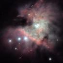 M42 and Trapezium,                                Elendil1357