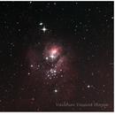 M8 -Lagoon nebula,                                astrobalcony