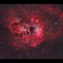 Tadpoles Nebula IC410,                                Göran Nilsson