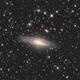 NGC7331 - Deer Lick Group,                                pmumbower