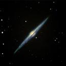 NGC 4565 Needle Galaxy,                                Peter Bresler