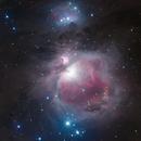 M42 HA LRGB,                                jerryyyyy