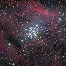 NGC 3293 - Gem Cluster,                                Ken