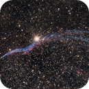 The Western Veil (NGC 6960),                                Olli Arkko