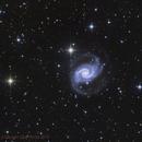 NGC 1566, the Spanish Dancer,                                Geoff