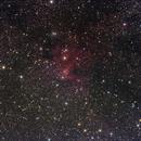 Sharpless 2-155 Cave nebula,                                Dennys_T