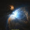 Orion Nebula,                                jprejean