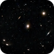 Messier 84 and Messier 86 - Markarians Chain,                                Bruce Rohrlach