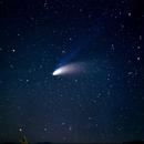 Hale-Bopp comet,                                jsolaz