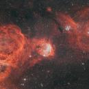 "NGC 3324, the ""Gabriela Mistral Nebula"",                                HaydenAstro"