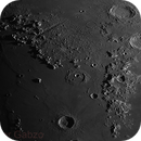 Montes Alpes and northern Mare Imbrium at 1st quarter,                                Ofer Gabzo