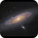 M31 HaRGB with RASA 8,                                Göran Nilsson