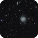 Messier 100,                                Bram Goossens