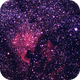 NGC 7000 - North America Nebula (diafilm),                                gigiastro