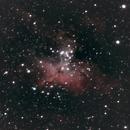 The Eagle Nebula (M16),                                estabrook