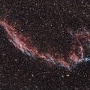 NGC 6992 - The veil - Again !,                                Jocelyn Podmilsak