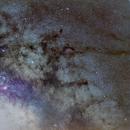 Constellation Scorpio,                                petelaa