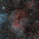 PN G075.5+01.7 Soap Bubble Nebula,                                Jerry Macon