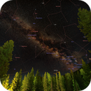Milky Way over Manning Park [Annotated],                                Dean Carr