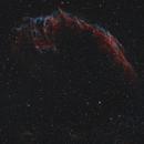 NGC6992 - Eastern Veil Nebula - bicolor,                                Miroslav Horvat