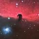 Horsehead Nebula - HaRGB,                                James E.