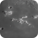 Moon: Montes Recti and Montes Teneriffe,                                Ruediger