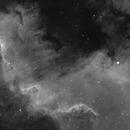 NGC7000,                                Z.H. ZHENG