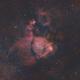 IC1795 Fish Head Nebula,                                Kathy Walker