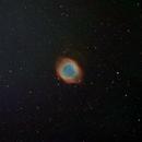 NGC 7293 Helix nebula,                                Ron Kohn