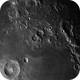 Crater Theophilus and the Gutenbergs,                                astropical