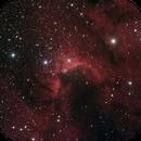 Cave Nebula LHARGB,                                Wembley2000