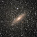The Andromeda Galaxy,                                Sergej Kopysov