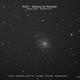 M101 - Galaxie du Moulinet,                                Nicolas Catrix